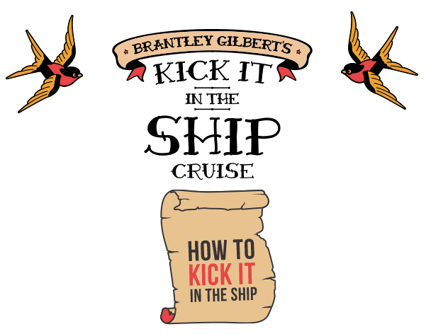 How To Kick It In The Ship