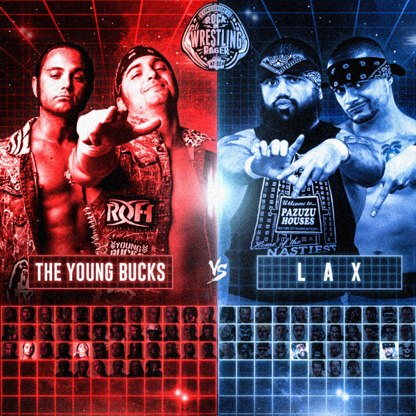 LAX vs Young Bucks!