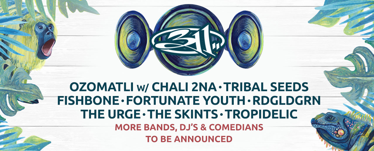 Lineup Announcement