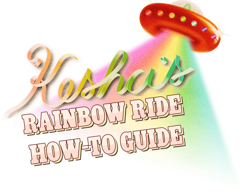 Rainbow Ride How to Guide