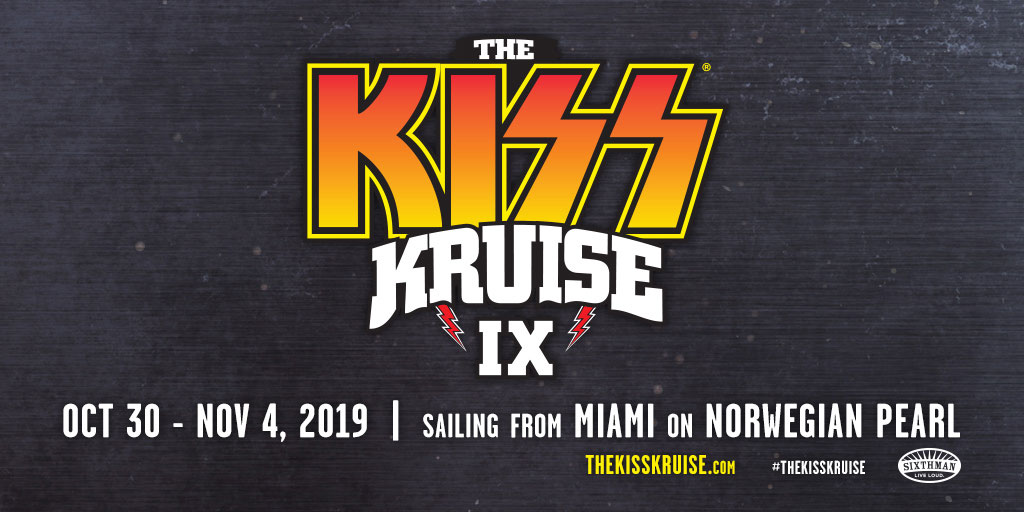 The Kiss Kruise Ix October 30 November 4 2019