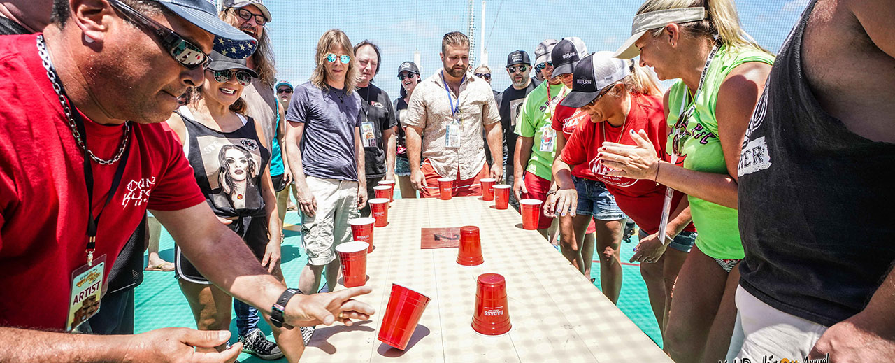 Kid Rock's Chillin' the Most Flyin' High Island Jam Activities