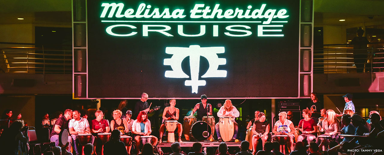 The Melissa Etheridge Cruise Onboard Activities