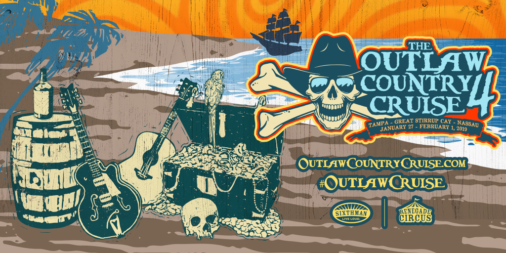 Norwegian Pearl The Outlaw Country Cruise