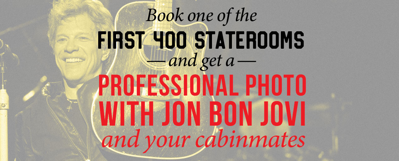 Photo with Jon Bon Jovi