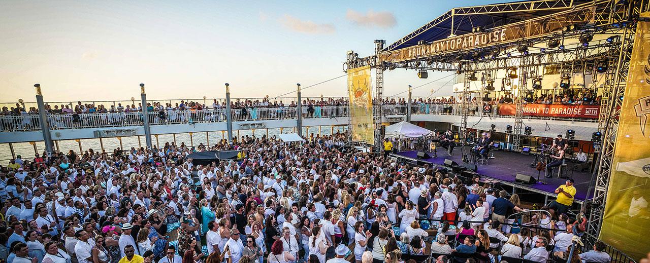 Runaway to Paradise with Jon Bon Jovi: Mediterranean Onboard Activities