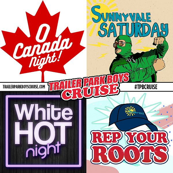 Theme Nights & Activities Announced