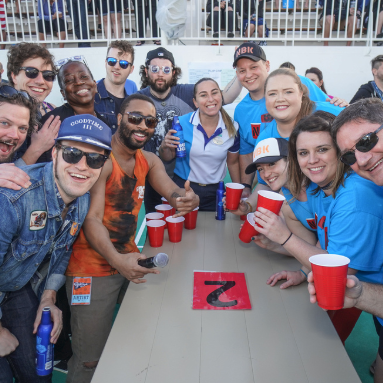 Join a Flip Cup Team!