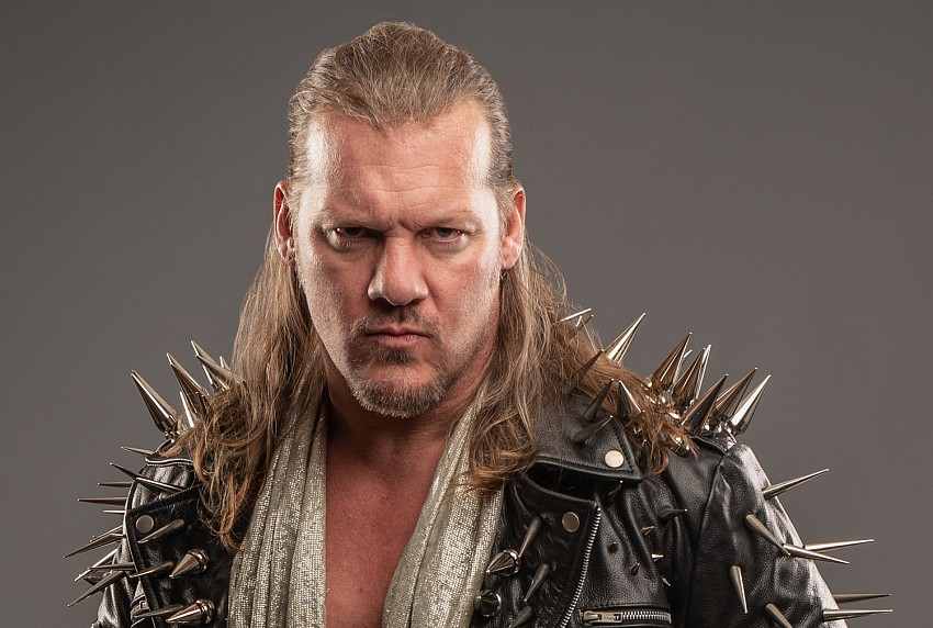 Chris Jericho - Chris Jericho's Rock 'N' Wrestling Rager ...