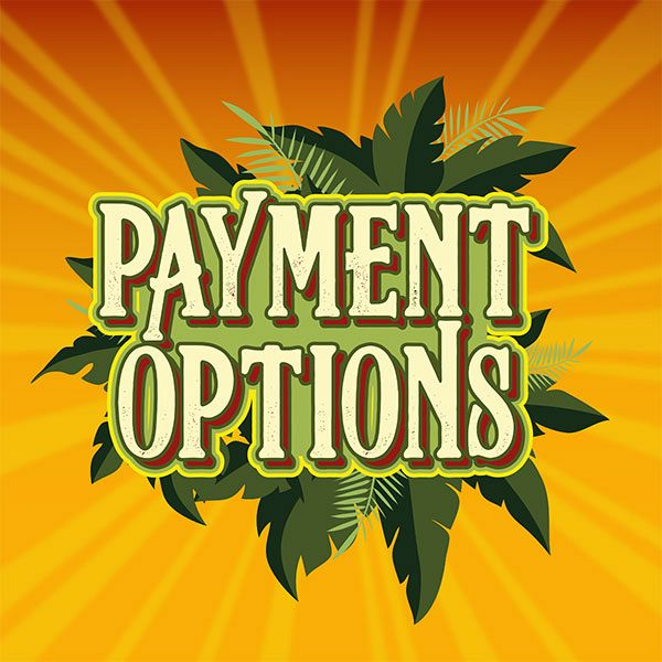 We Offer Flexible Payment Options
