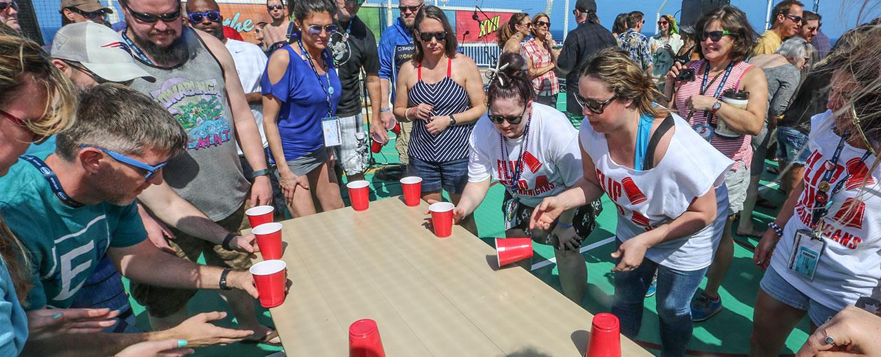 Flip Cup Tournament