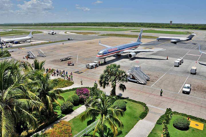 Get Here - Punta Cana, Dominican Republic