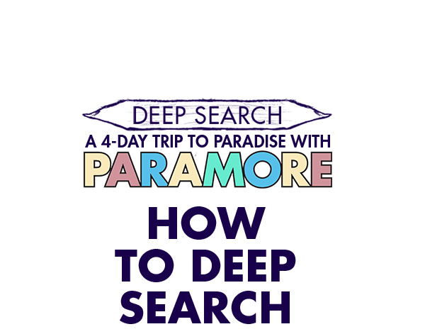 How To Deep Search - PARAHOY