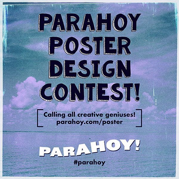 Design a Poster for a Chance at $250 Onboard Credit!