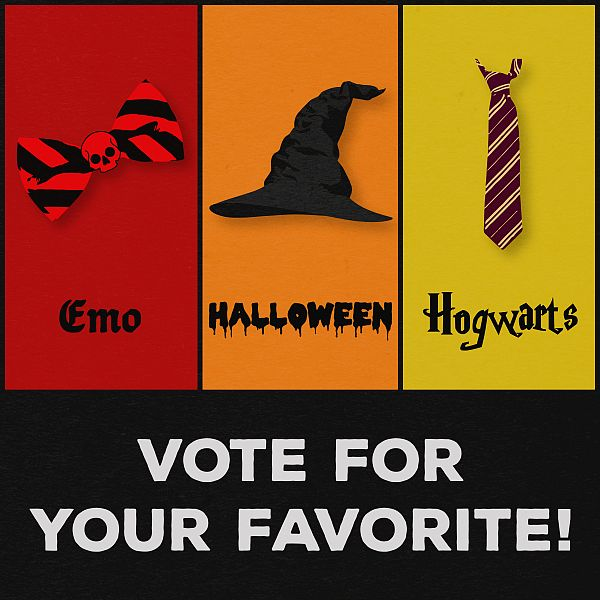 Vote for Your People's Choice Theme Night