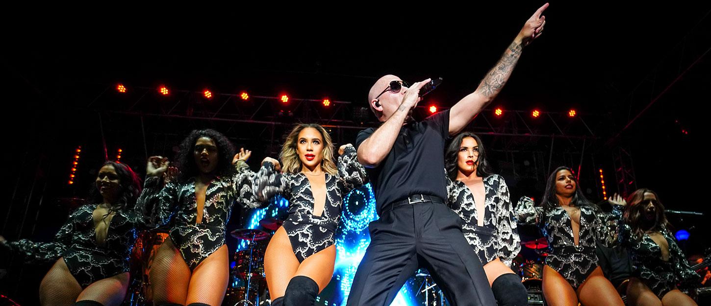 Pitbull Cruise