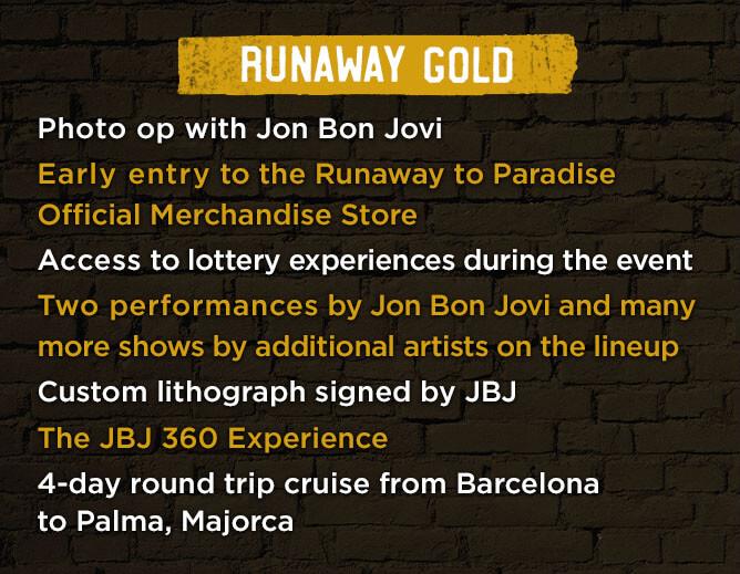 Runaway Gold