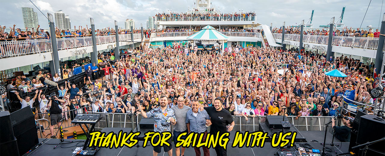 Impractical Jokers Cruise