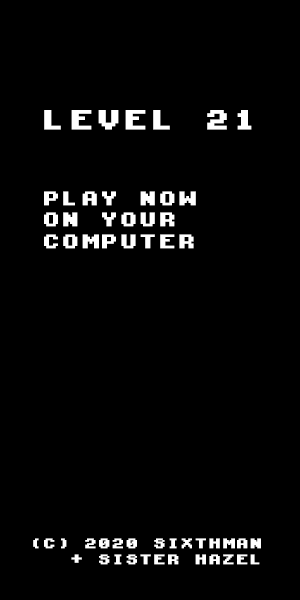 Please play this game on your computer