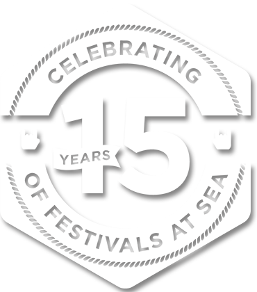 Celebrating 15 Years of Festivals at Sea