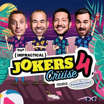 Impractical Jokers Cruise 4