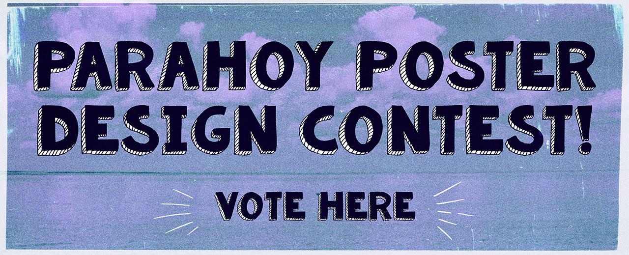 Parahoy Poster Contest Announce