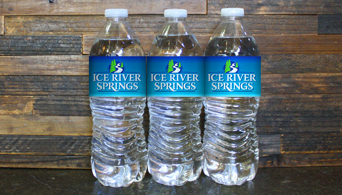 Ice River Springs Bottled Water Package