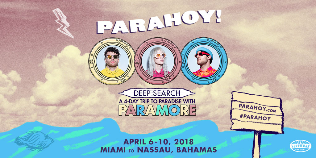 PARAHOY! on Facebook